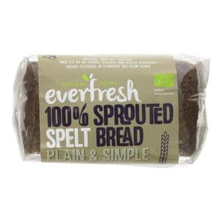 Everfresh Sprouted Spelt Bread - 400g